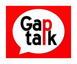 gaptalkはIPhone非対応